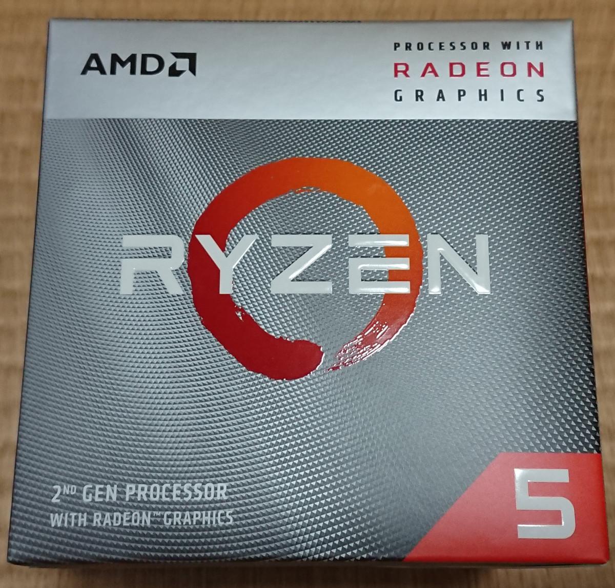 Ryzen5 3400G